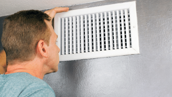 Weak Airflow in Home - Sacramento HVAC